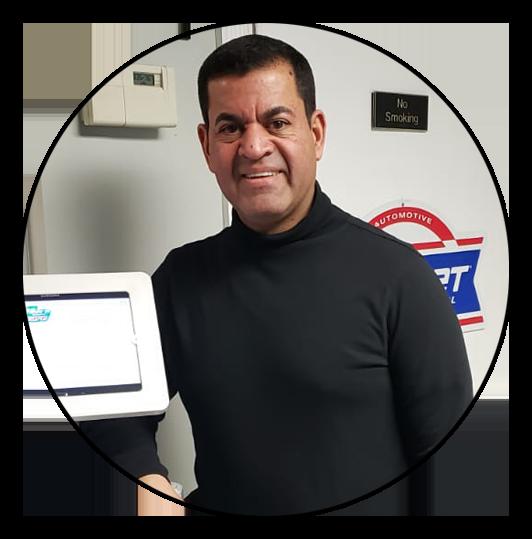 Juan Reyes- CEO Liberty Auto Care
